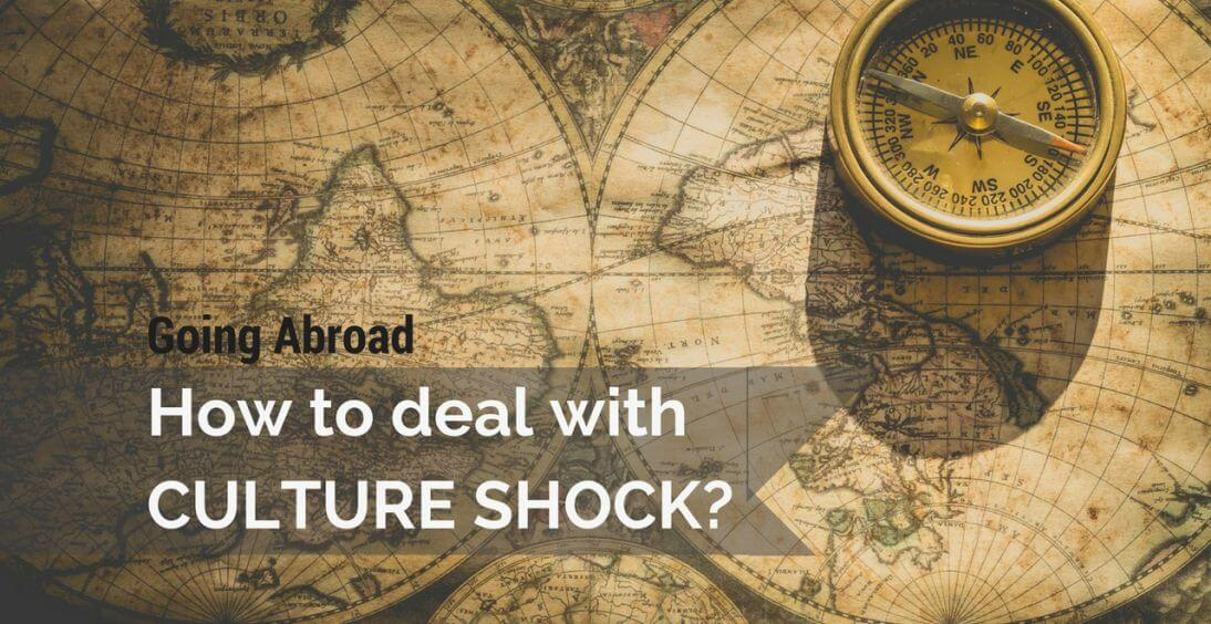 Going Abroad: How to deal with Culture Shock? [Image: Ylanite CC0 via Pixabay]